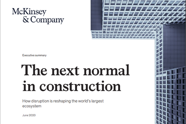 What Is McKinseys View Of The Coming Transformation Of Construction?